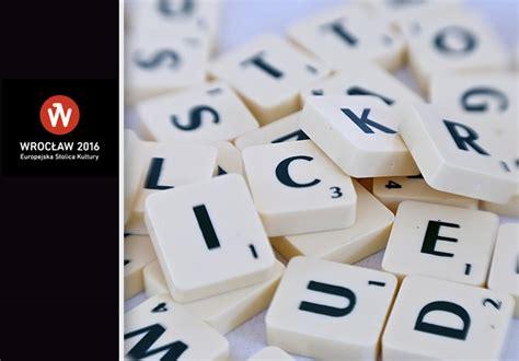 xis scrabble wieści z klubu wrocławski klub scrabble si 243 demka