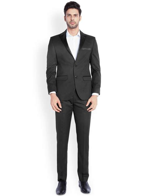 park avenue black formal suits buy park avenue black