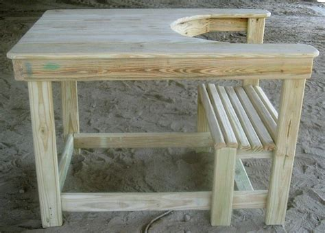 rifle shooting bench shooting bench rest table diy things to build
