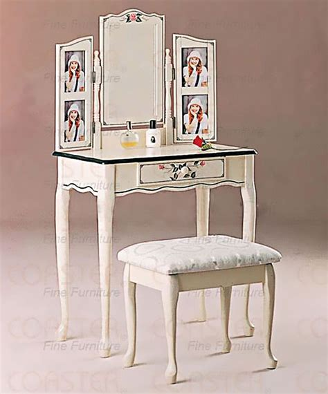 image white bedroom vanity sets