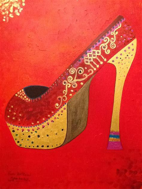 acrylic paint on canvas shoe shoe acrylic painting on canvas enigma shopping