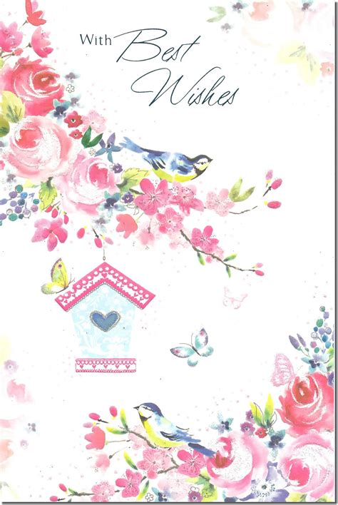 Hm Gift Card Online - thegiftcardcentre co uk best wishes ladies greetings card