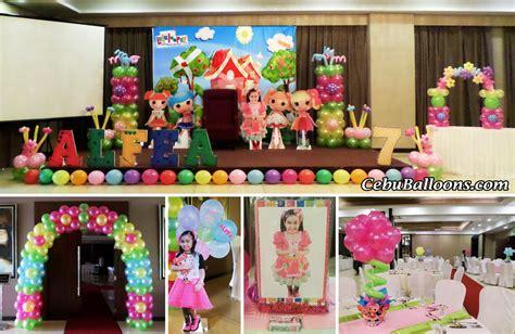Diy Mickey Mouse Party Decorations Lalaloopsy Cebu Balloons And Party Supplies