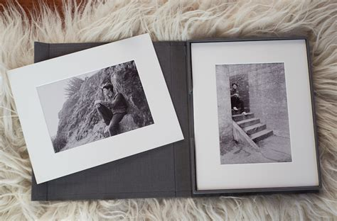 Display To Hold Multiply Matted Pieces - family photo display pieces modern family photographer