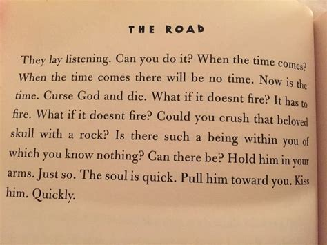 cormac mccarthy quotes the road by cormac mccarthy books the o