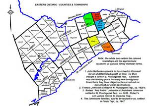 map eastern ontario counties photo cj max photos at