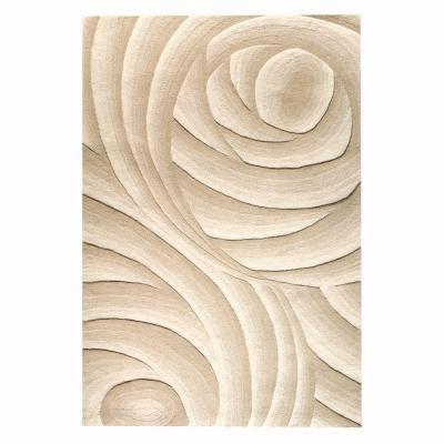optics area rug home decorators collection optics beige 8 ft x 11 ft area rug 5652625420 the home depot