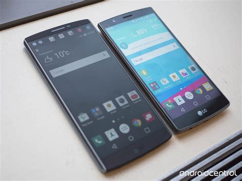 Lg G4 Lg G6 in pictures lg v10 versus lg g4 android central