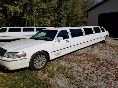 lincoln limo used 2003 lincoln limousine for sale ws 10799 we sell limos