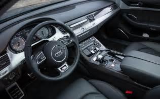 Audi S8 Interior 2013 Audi S8 Test Photo Gallery Motor Trend