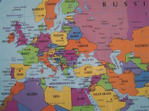 middle east map and europe europe middle east and russia flat map views visual