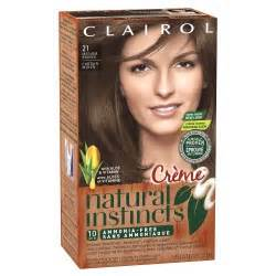 clairol instincts colors clairol instincts rich color creme in 21