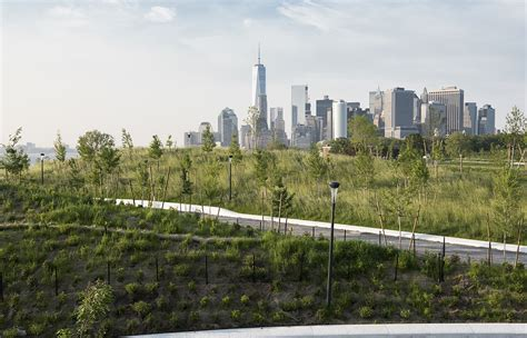 Landscape Architect New York The Governors Island New York Usa