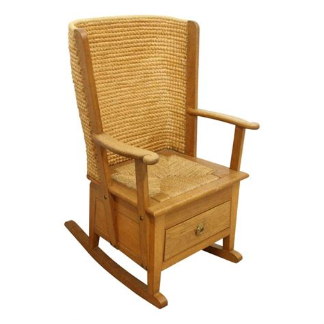 Orkney Chair by Child S Orkney Rocking Chair Georgian Antiques
