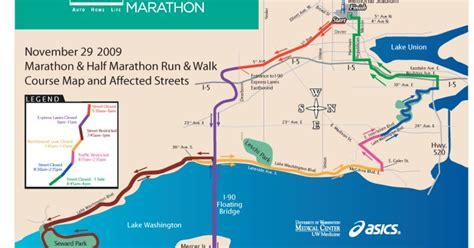 seattle marathon map miller park neighborhood association seattle marathon