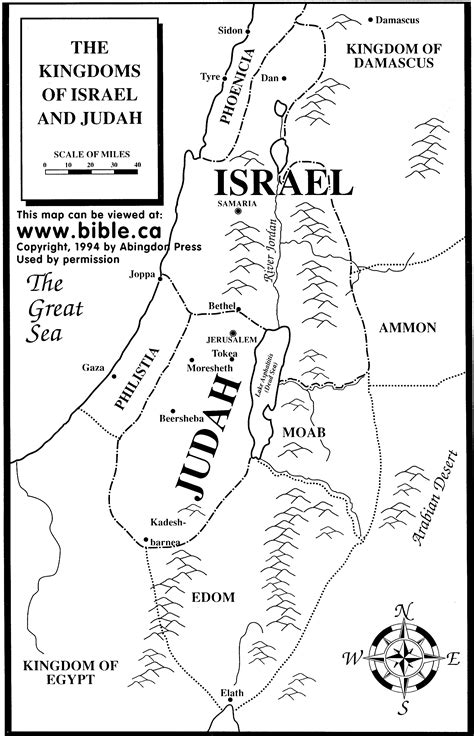 Bible Coloring Pages For Middle School | www wikichristian org wiki en images b b7 maps divided