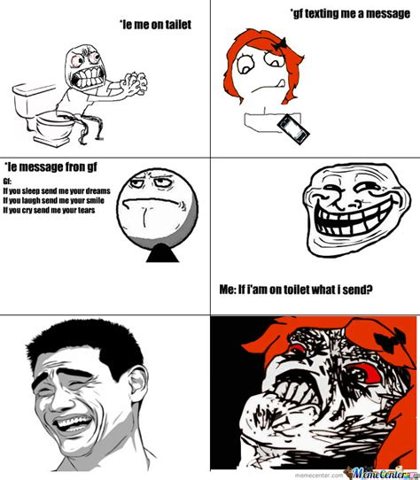 Meme Troll - troll answer by rynn0 meme center