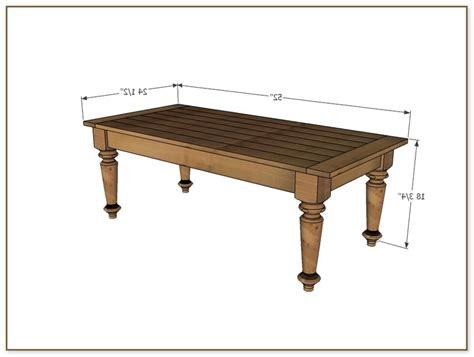 coffee table size frame medium coffee table coffee
