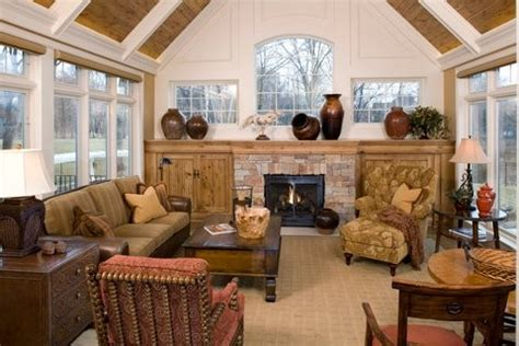 Four Season Porch Furniture Ideas Oaks Remodel Traditional Family Room