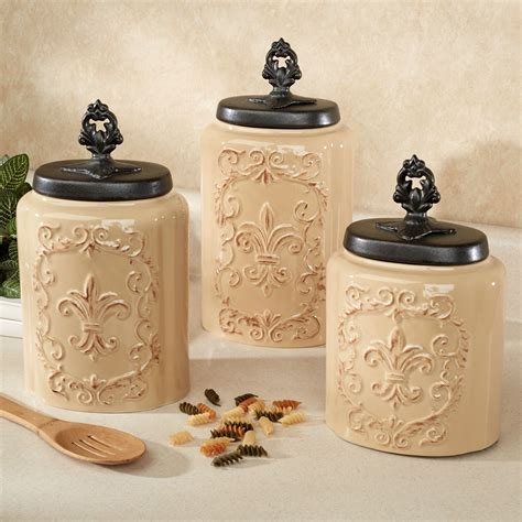 canisters canister sets 2018 collection kitchen