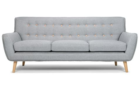 grey three seater sofa grey 3 seater sofa mid back home furniture out out