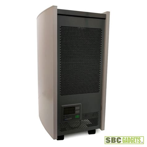 blueair hepa silent air purifier model 550e