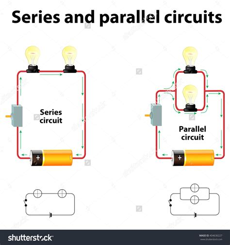 lights series or parallel lights in parallel wiring diagram vw golf fuse diagram on