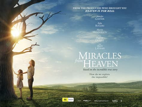 Miracles From Heaven Live Miracles From Heaven A Breath Of Fresh Air And Inspiration S Tiny Miracles