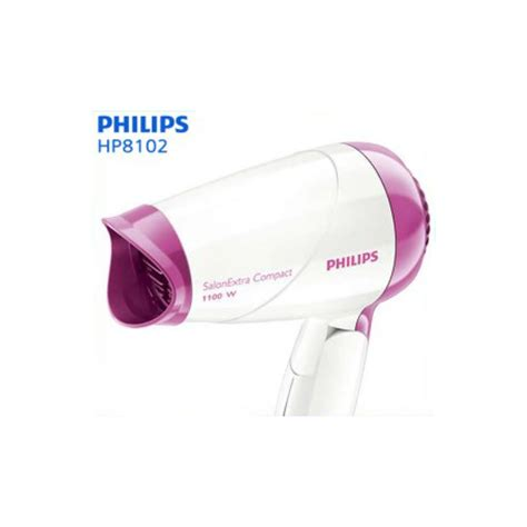 Philips Hair Dryer Easy Care hp 8102 00 1 pack philips salon compact easy care