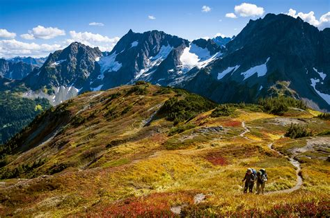Most Scenic Places In Usa by 12 Of The Best Hiking Routes In Washington State Usa