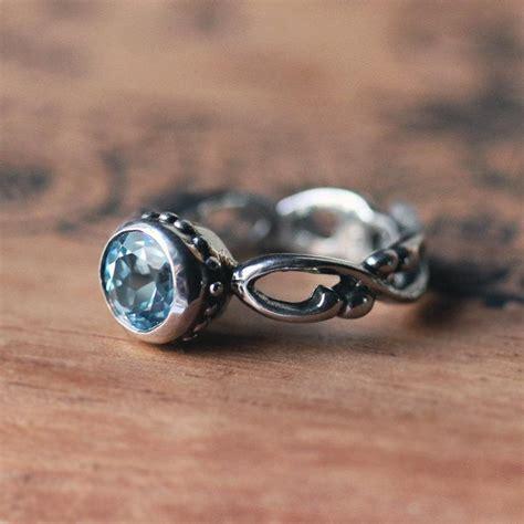 Wedding Rings With Birthstones by Izyaschnye Wedding Rings Infinity Wedding Ring With