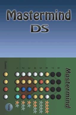 nintendo ds › mastermind ds v1.22 › pdroms homebrew 4 you