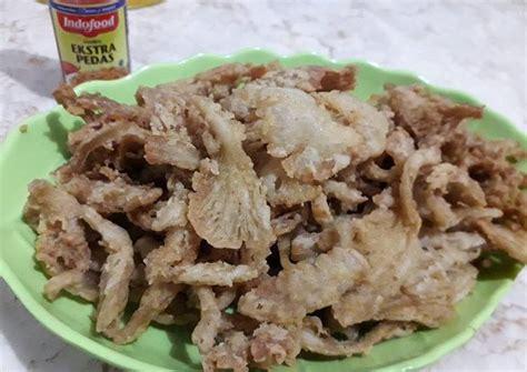 resep jamur crispy kriuk tahan  oleh fika