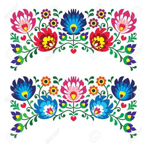 imagenes de flores mexicanas bordados mexicanos vectores buscar con google bordados