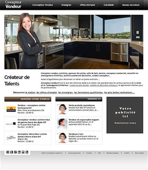 vendeur de cuisine 駲uip馥 vendeur concepteur cuisine offre d emploi po 234 le cuisine inox