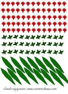 printable miniature leaves 1000 images about mini pre print plant flower on