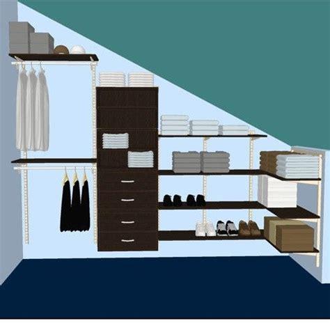 slanted ceiling closet 25 ideas destacadas sobre slanted ceiling closet en