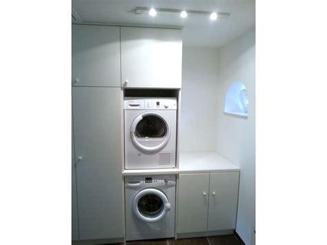 schrank für waschmaschine und trockner ferienhaus quot kleine kate quot st ording nordfriesland