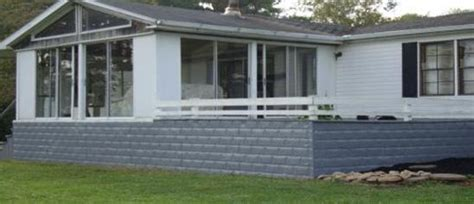 decorative mobile home skirting the ultimate mobile home skirting guide