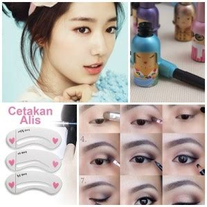 tutorial cara make up ala artis korea tutorial make up