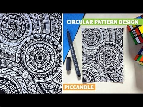doodle patterns youtube download doodle circular pattern design mandala mp3 mp3