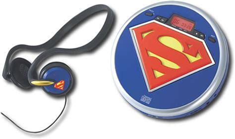 Cd Superman superman cd spelare