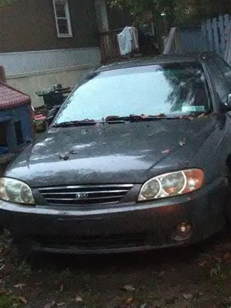 2002 Kia Spectra For Sale by 2002 Kia Spectra For Sale In Napanoch Ny Salvage Cars
