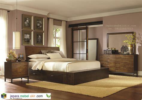 Tempat Tidur Besi Mewah kamar set minimalis jepara mebel ukir