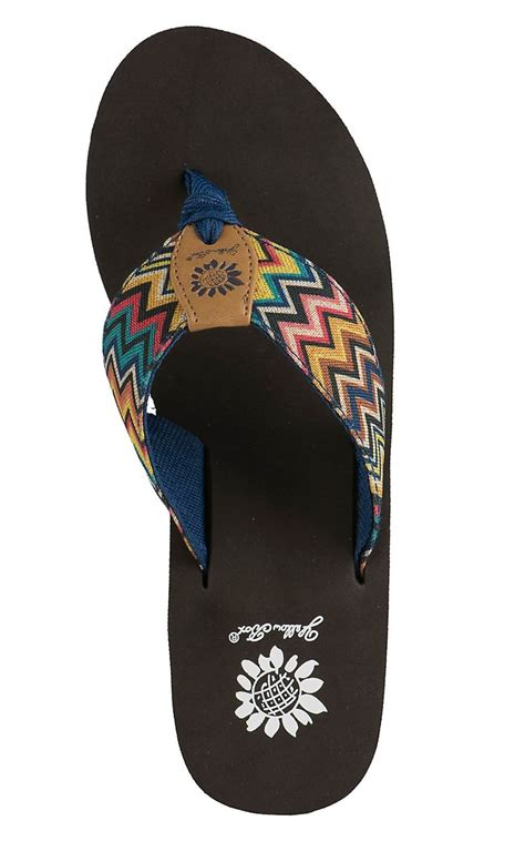 safety pins flip flops by yellow box s multicolor chevron flip flop