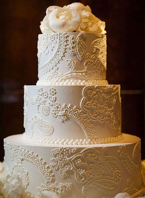vintage wedding cake ideas photo of the day bridalguide