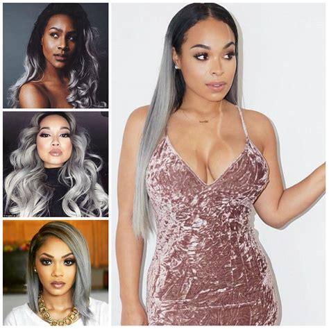 american hair color ideas 2016 grey hair color ideas for black 2019 haircuts