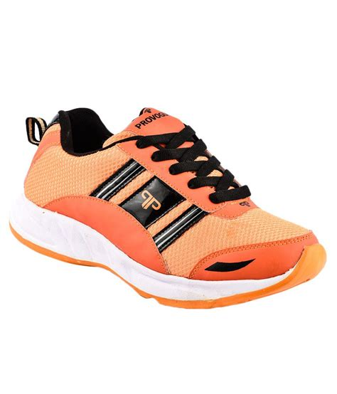 orange athletic shoes provogue orange running sports shoes price in india buy