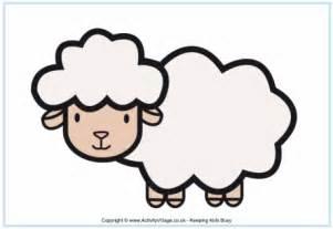 sheep printable free sheep poster for