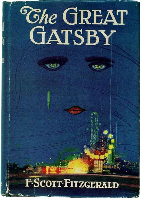symbolism of great gatsby book cover the 20 most iconic book covers ever luckty si pustakawin